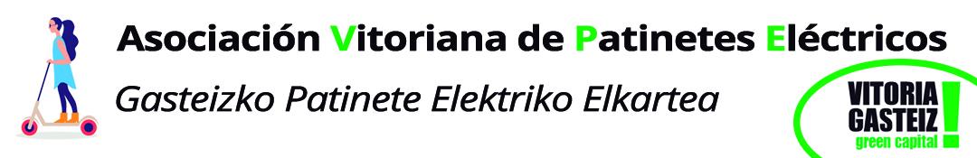 Asociación Vitoriana de Patinetes Eléctricos
